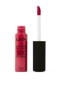 NYX Матовый Блеск для Губ - Fuchsia