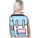 Мультяшный рюкзак 2D