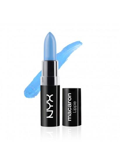 NYX Macaron Lipstick - Blue Velvet